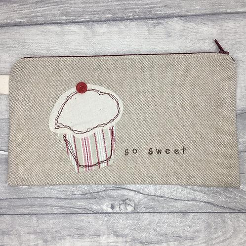 So sweet pencil bag / make up bag
