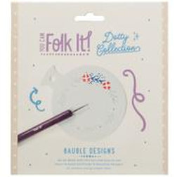 Dotty Collection - Bauble design