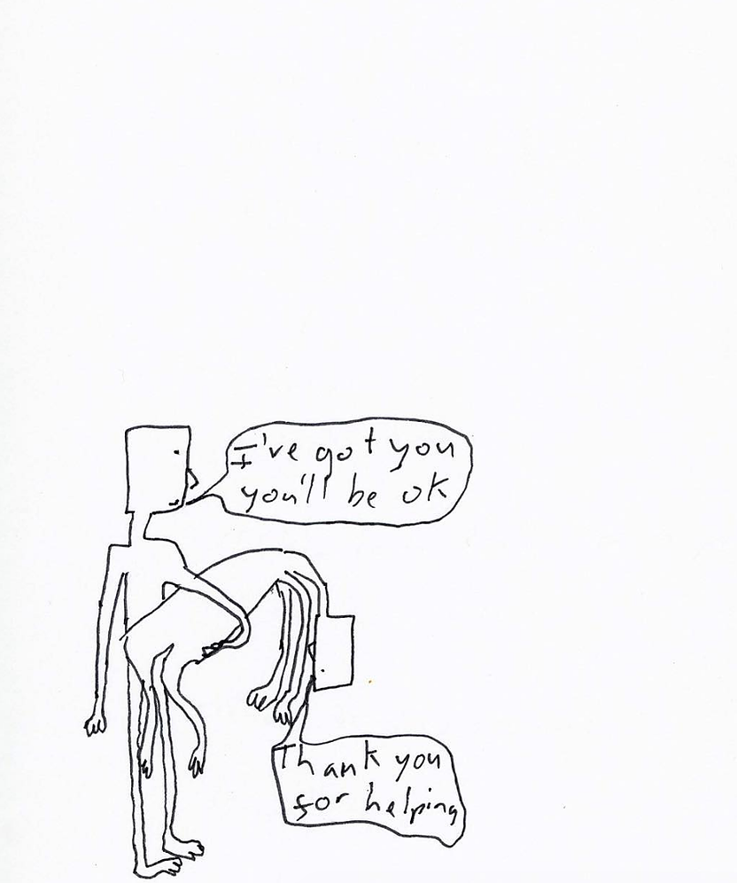 'You'll be ok'