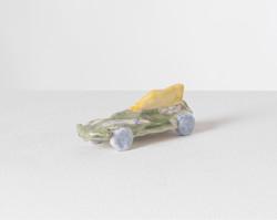'Green hot wheels'