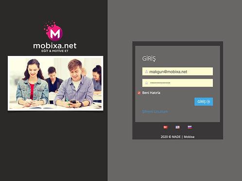 Mobixa SINOY uygulamasıyla online sınav