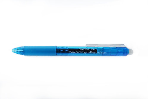 Heart to Heart Erasable Gel Pen