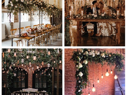Wedding trends for 2019 + 2020