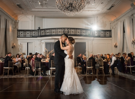 Part 2| Jillian & Nady Hin| Full Wedding Plan| Oct 6, 2018| Bellevue Hotel Philadelphia
