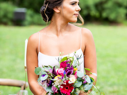 The Art of a Styled Shoot