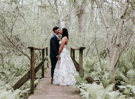 Rain Is The Right Moment| Briana and Jon's Wedding| May 6, 2018| Wedding Coordinate| Bowman Hill PA