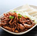 Peking Shredded Pork with Pancakes