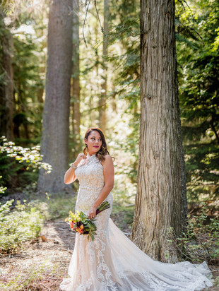 KELLY + JOHN | GLACIER ELOPEMENT