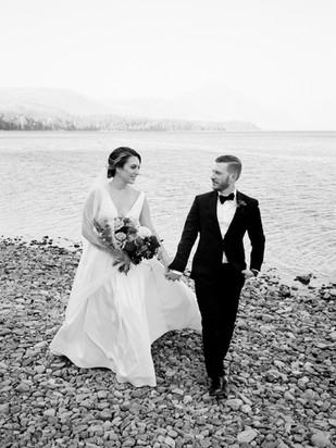 KARYN + SAMIR | INTIMATE FALL ELOPEMENT