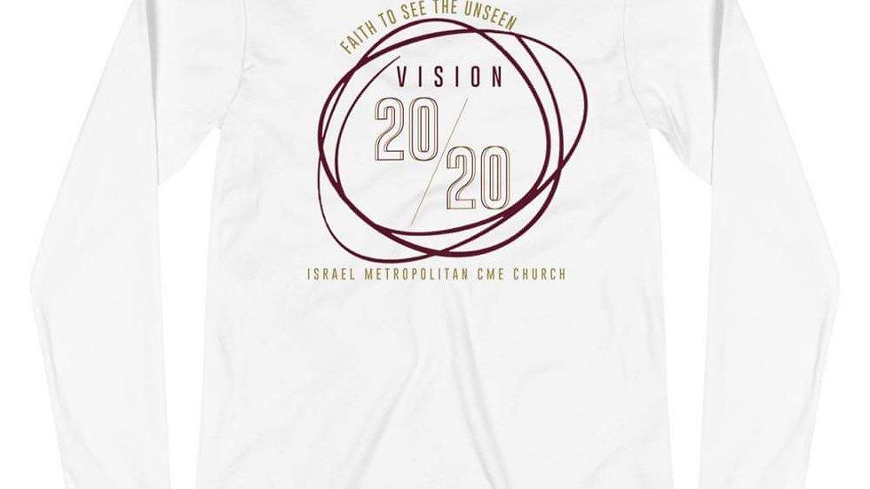 Unisex Vision 20/20 T-Shirt