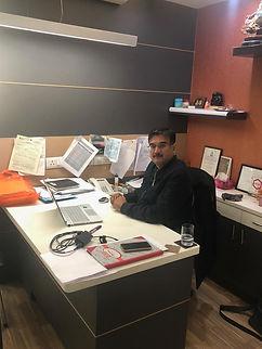 structure engineer Sharad Gupta Sanrachn