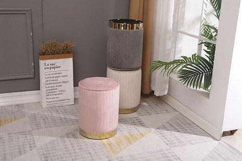 Ringarde Petal Pink Ottoman