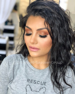 makeup by Orijahnel
