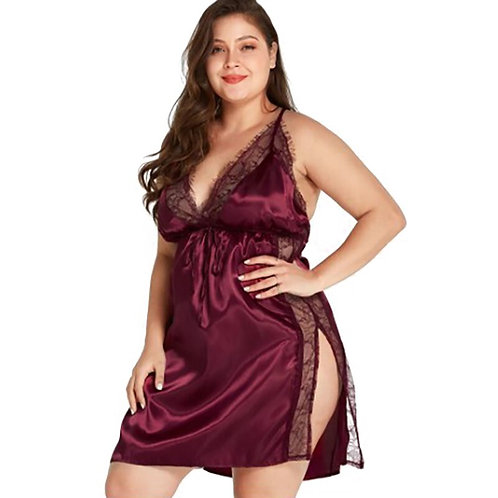 Satin Night Gown