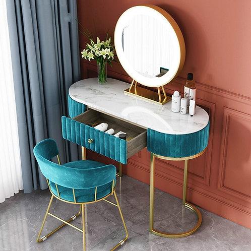 Ringarde Marble Top Vanity Dresser