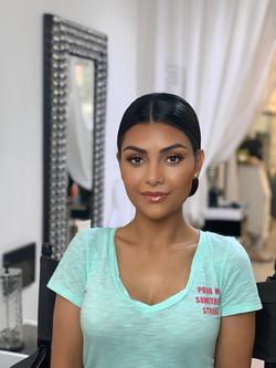 makeup: Orijahnel / hair: Lolita