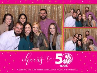 Woman's Hospital 50th Anniversary
