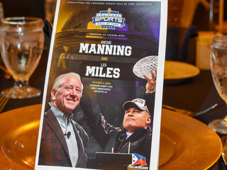 Evening with Les Miles & Archie Manning