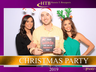HTB Christmas Party
