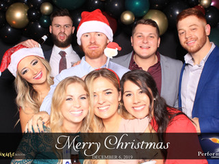 Performance Contractors Christmas Party 2019