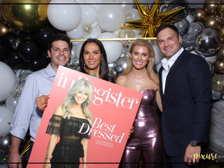 InRegister Best Dressed Release Party 2019