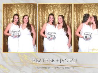 Heather & Jaclyn