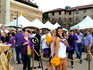 Capital One Tailgate at LSU