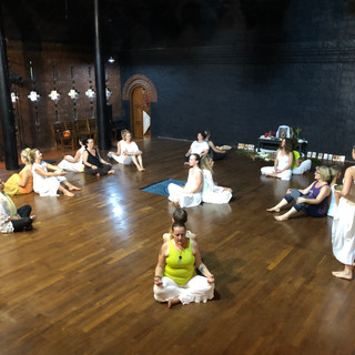 SuryaSoul Chakra Dance Retreat, Auroville India - 2019