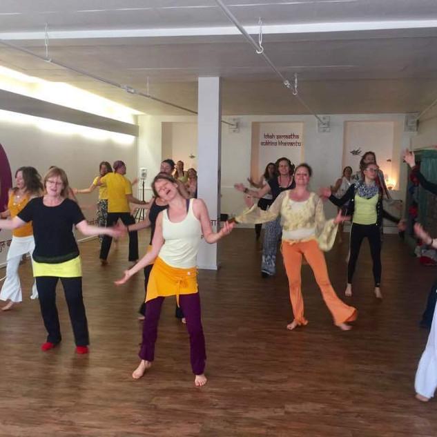 SuryaSoul Teacher Training DanceOfSoma, Ettlingen 2017