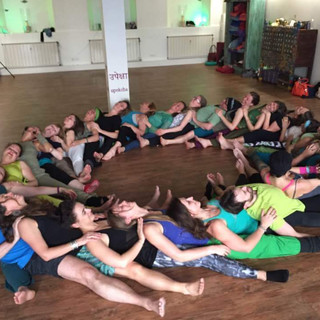 SuryaSoul Teacher Training DanceOfSoma, Ettlingen 2017