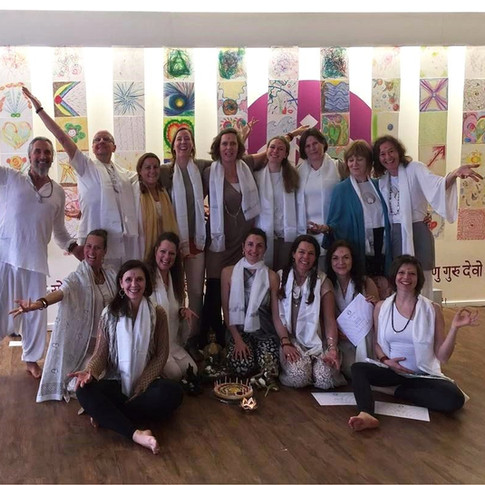 SuryaSoul Teacher Training DanceOfLife, Ettlingen 2018