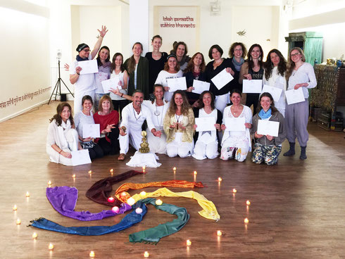 SuryaSoul Teacher Training Ettlinge
