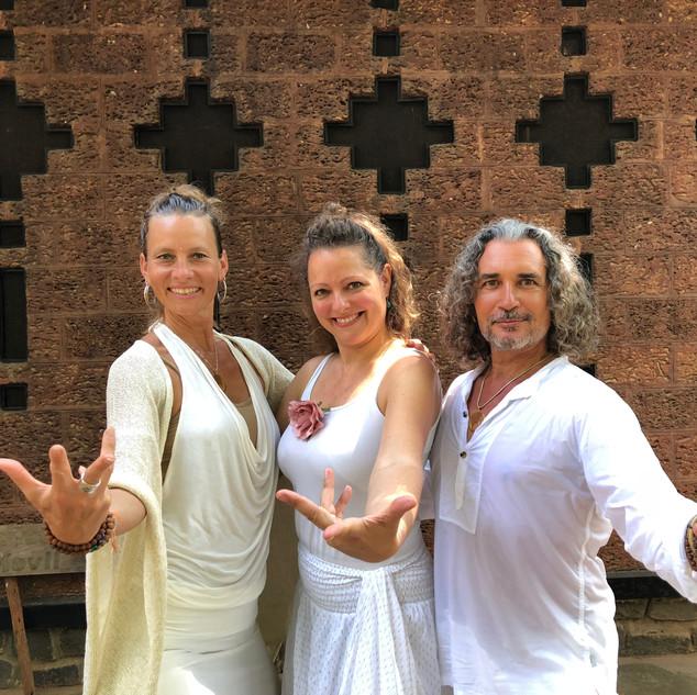 SuryaSoul Chakra Dance Retreat, Auroville India - 2019