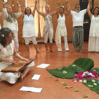 SuryaSoul Chakra Dance Retreat, Auroville India 2018
