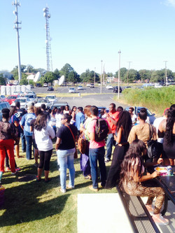 ODU Fall Cookout 2013