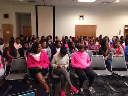 'Code Pink' - October 2014