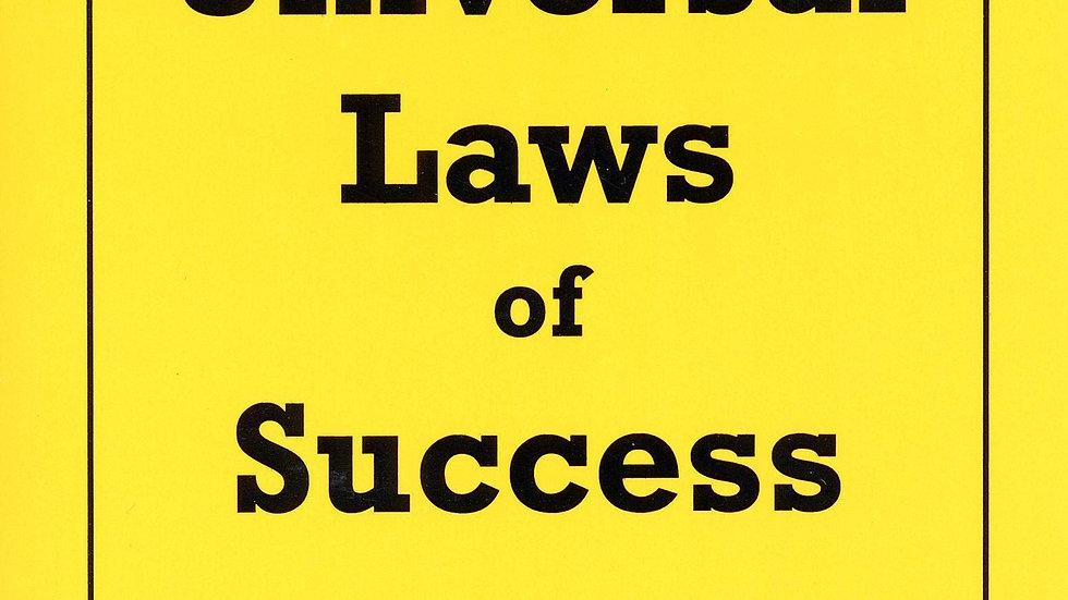 Twelve Universal Laws of Success