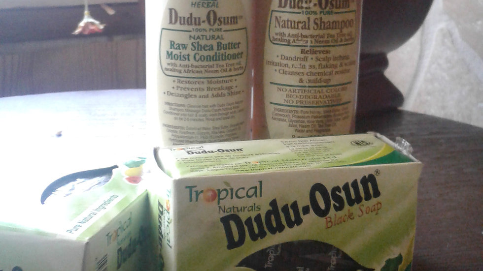 Dudu Osun Bundle