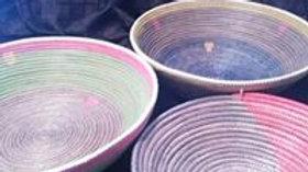 Assorted Colorful Ndaya Baskets