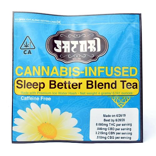 Satori Sleep Better Blend Tea Single 6mgTHC/5mgCBN