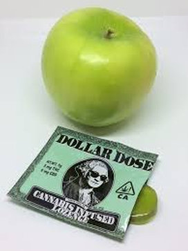 Dollar Dose Lozenge Apple Indica 5mg