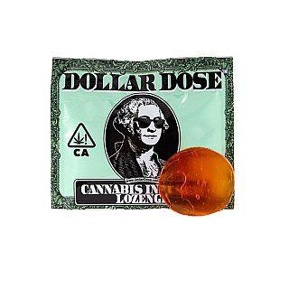 Dollar Dose Lozenge Rootbeer Indica 5mg