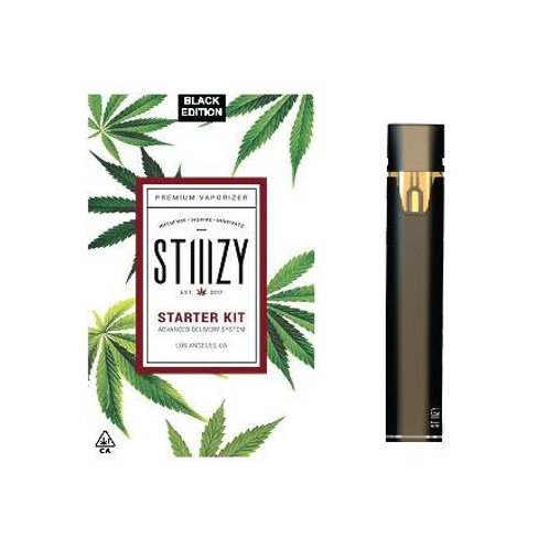 Stiiizy Battery Starter Kit Black
