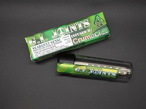 Emerald Genetics GI Joint Sergeant Sensi Orange Gas .75g (20.43%THC)