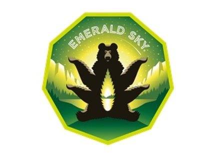 Emerald Sky Peanut Butter Cups 20-Pack (Indica) 100mgTHC
