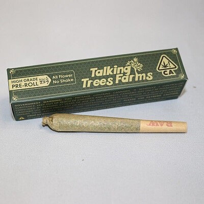 Talking Trees PreRoll Cookie Breath 1g (21.93%)