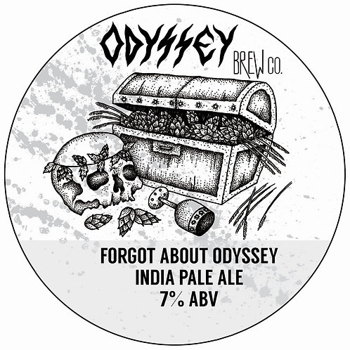 Forgot About Odyssey - IPA
