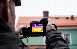 Termografering, värmekamera