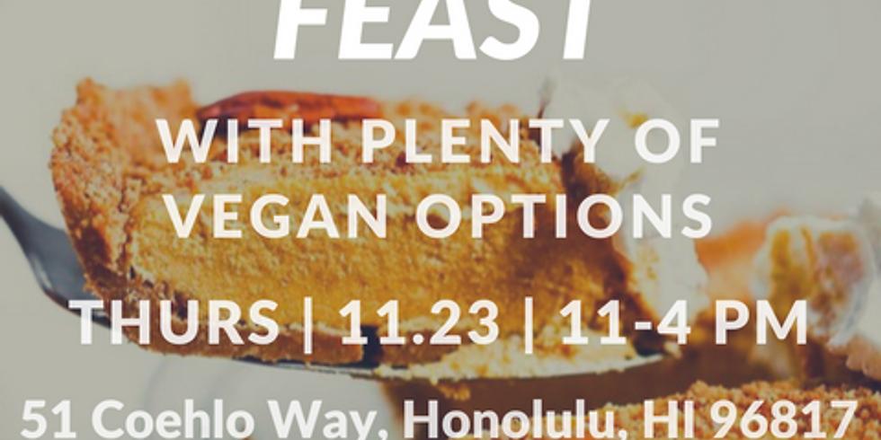 ISKCON Hawaii's 2017 Vegetarian Thanksgiving Feast (1)