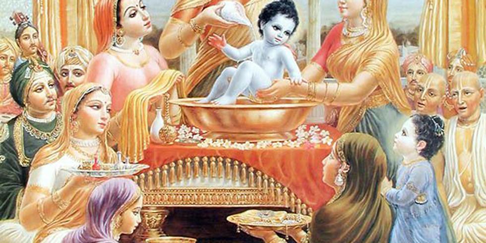 Sri Sri Krishna Janmastami, The Birth of Lord Krishna!